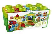 乐高(LEGO) 得宝系列 10572 多合一趣味桶 160.2元