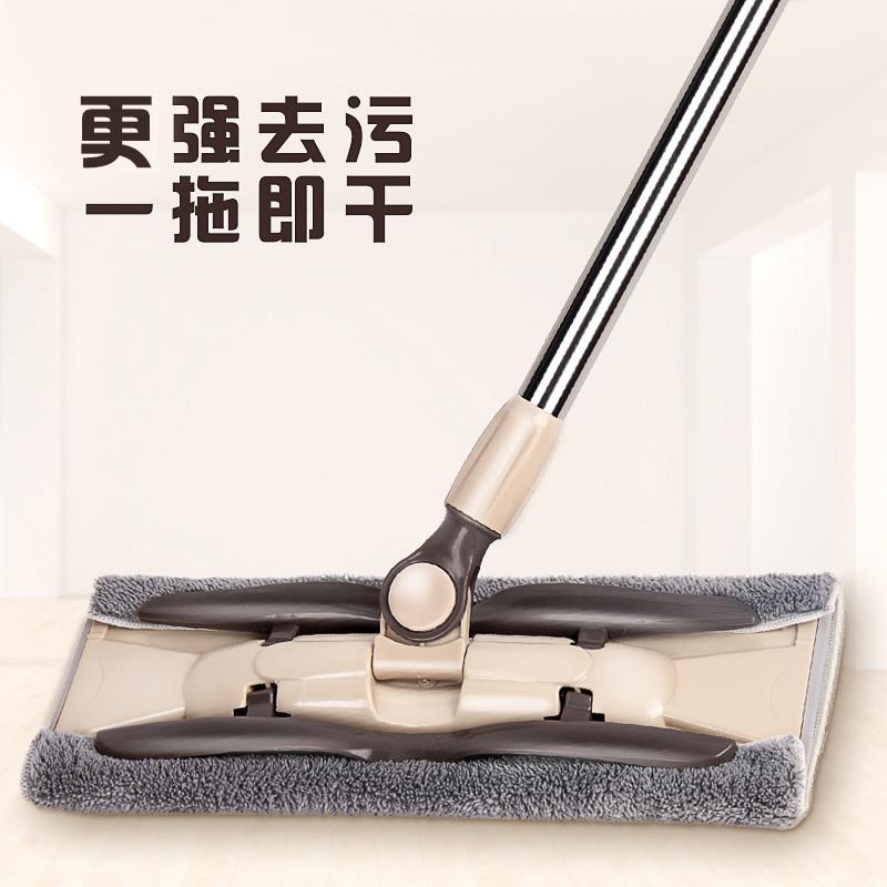 ¥14.9 平板家用免手洗拖把 14.9包邮