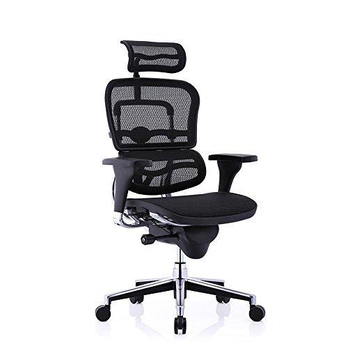 亚马逊Prime会员:Ergonor 保友办公家具 人体工学电脑椅 金豪标准版1955元