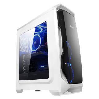 战旗 天辉Z738 UPC台式游戏电脑(Ryzen 7 1700、B350、128GB SSD、RX580)5299元