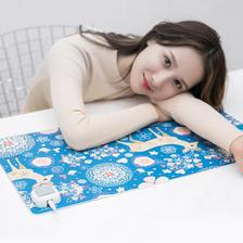 长虹(ChongHong) 双档加热保暖电脑桌垫52*26cm ¥17