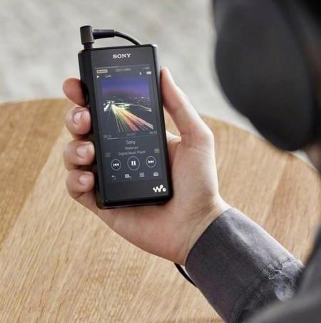 索尼(SONY) NW-WM1A HiRes 高音质数码音乐播放器 醇音典范¥7079