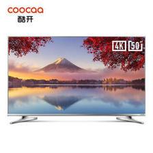 酷开(coocaa) 50U2 50英寸 4K智能液晶电视 2199元