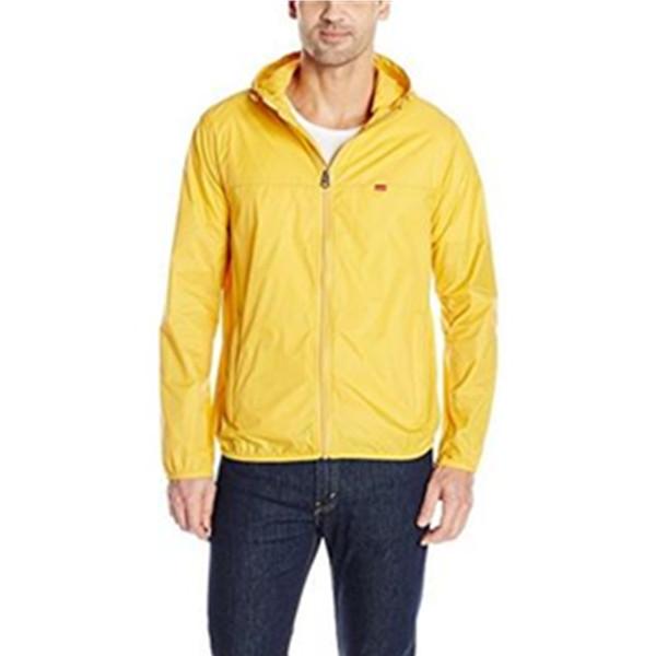 再降!Levi's李维斯Hooded Packable男皮肤衣 $16.38(转运到手约¥196)