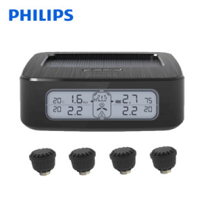 飞利浦 太阳能胎温胎压监测器 无线数显 399元包邮