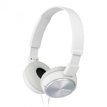 白菜价!Sony 索尼 MDR-ZX310 可折叠头戴式耳机 Prime会员凑单免费直邮含税到手¥112 5.7折 直邮中国 ¥100.03