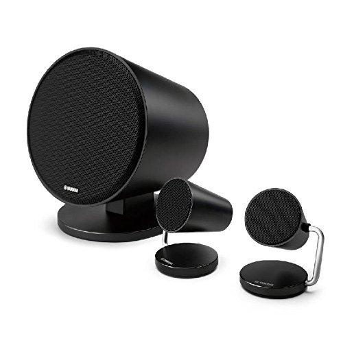 雅马哈(YAMAHA) NX-B150 2.1声道蓝牙有源音箱 迷你音响 电视电脑音箱 黑色799元