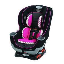 GRACO 葛莱 EXTEND2FIT 儿童汽车安全座椅 桃红色 1453.58元含税包邮