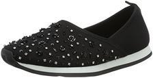 ¥139.64 限3UK ALDO 女式 cerisa 低帮运动鞋 Black (Black/98)