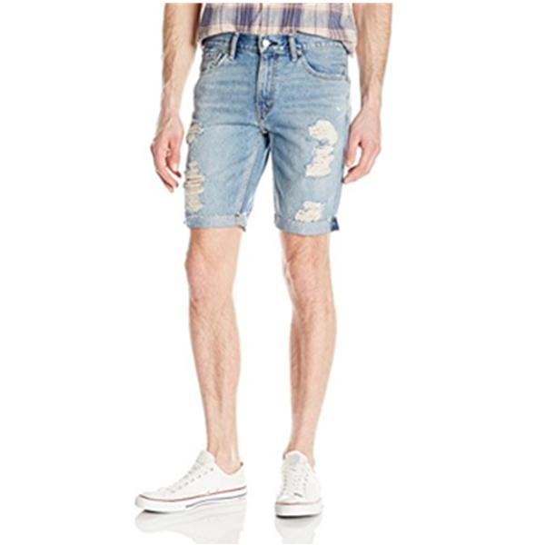 时尚卷边!Levi's 李维斯 511 Skinny男子牛仔短裤 $29.99(到手约¥257)
