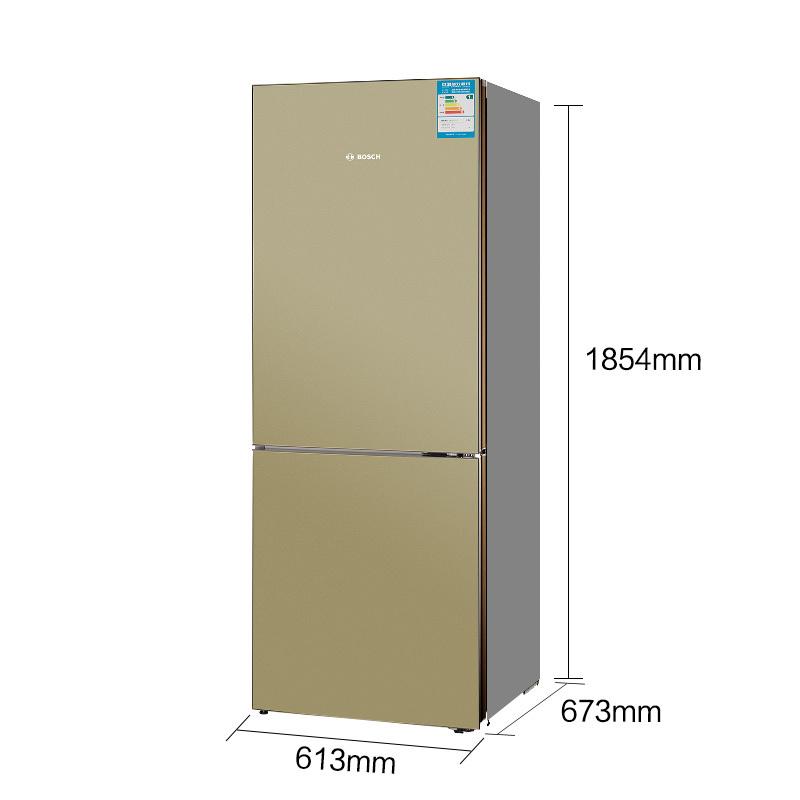 Bosch/博世 BCD-313KGE32V2Q0C节能双门冰箱 313L (需用券)2699元