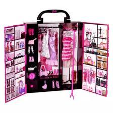 芭比(Barbie) X4833 梦幻衣橱 150元
