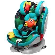 ¥1188 感恩艾斯利儿童安全座椅婴儿宝宝汽车车载儿童安全座椅isofix0-12岁感