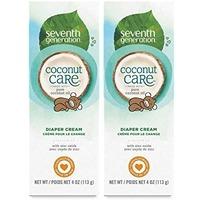 $13.11两盒 Seventh Generation 婴儿尿布膏 含舒缓椰子成分