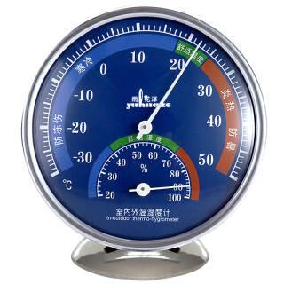 Yuhuaze雨花泽 台式圆盘大号温湿度计 *3件 39.69元(合13.23元/件)