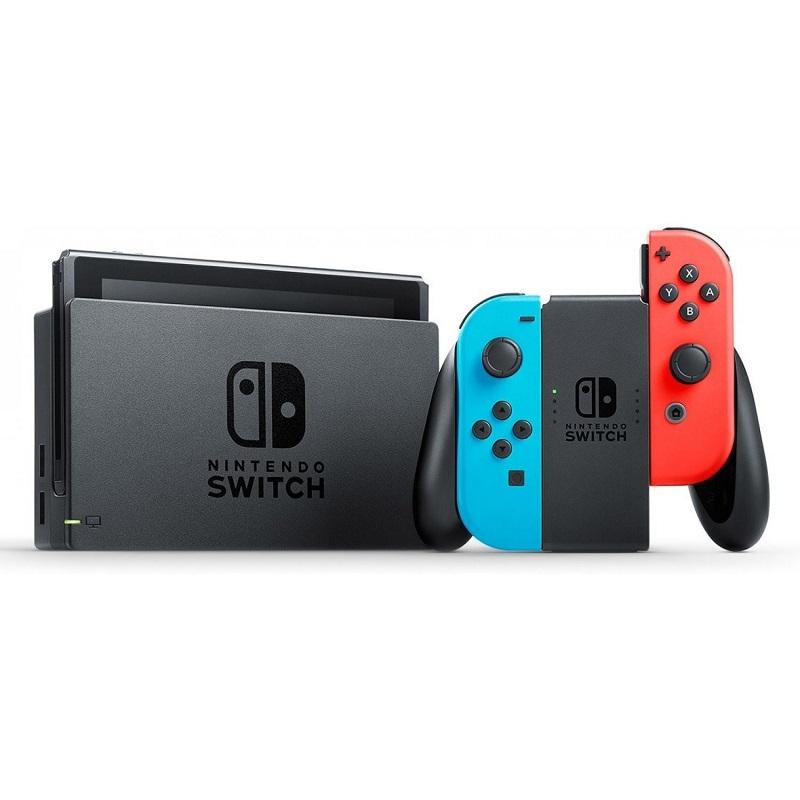 7日0点:任天堂(Nintendo) Switch 游戏机 包税包邮(双重优惠)2089元