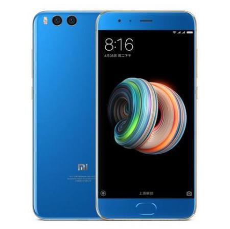 小米(MI) Note 3 全网通智能手机 6GB+128GB AI美颜技术¥2639