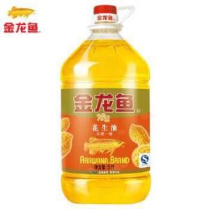 限地区:金龙鱼 食用油 压榨 浓香花生油5L *2件 159.84元(合79.92元/件)