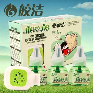 皎洁 电热蚊香液套装 3瓶送加热器 12.9元包邮 新低价