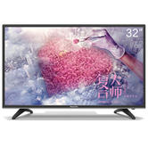 呵护双眼!松下32英寸高清LED液晶平板电视机TH-32D400C 1199元包邮
