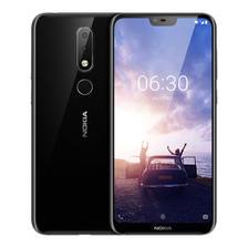 诺基亚 X6 4G+32G 骁龙636 5.8英寸全面屏 18W快充 双视野拍照 1299元 现货抢购