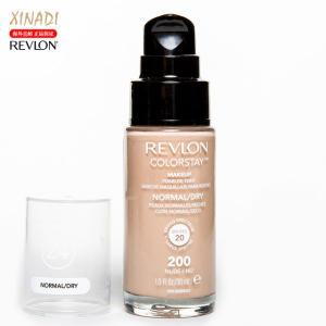 露华浓 Revlon 24小时不脱色粉底液 30ml 美国产 64元包邮 送口红