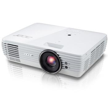 宏碁(acer) 彩绘 H7850 4K超高清投影机 (4K芯片 Rec.2020 HDR) ¥18999