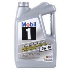 Mobil 美孚1号 0W-40 SN级 全合成机油 5QT ¥213