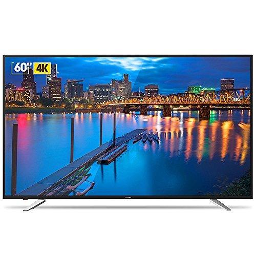 ¥2999 SHARP 夏普 LCD-60SU470A 60英寸 4K液晶电视