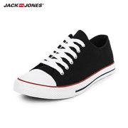 618狂欢:杰克琼斯情侣时尚低帮帆布鞋 149.5元包邮'
