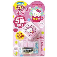 Fumakilla VAPE未来驱蚊手表Hello Kitty 87元