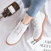 人本 女士 时尚马丁靴 89元包邮