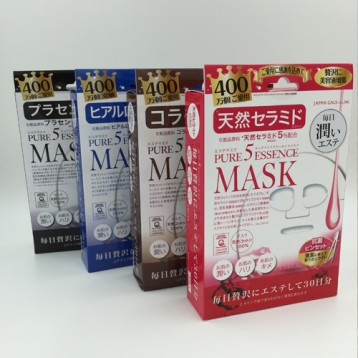 JAPAN GALS PURE5ESSENCE MASK 面膜30枚 四款可选 7.6折 JPY¥822(¥43)