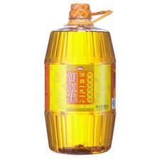 胡姬花 压榨一级 特香型花生油 900ml 19.9元