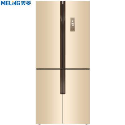Meiling 美菱 BCD-448ZP9CX 448L 十字对开门冰箱¥2999