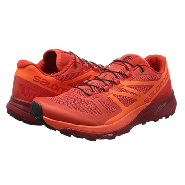 跑者福音!Salomon Sense Ride 男子跑步鞋 $119.95(转运到手约945元)