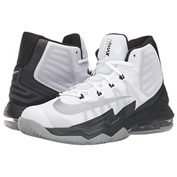 再降!Nike Air Max AudacitII 男子篮球鞋 $50.00(到手约¥472)
