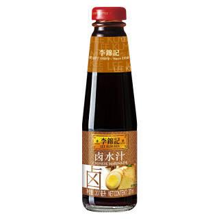 李锦记 卤水汁 卤味功能酱油调味品调味料 207ml *2件 11.52元(合5.76元/件)