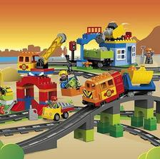 乐高(LEGO) 得宝主题系列 10508 豪华火车套装 ¥669