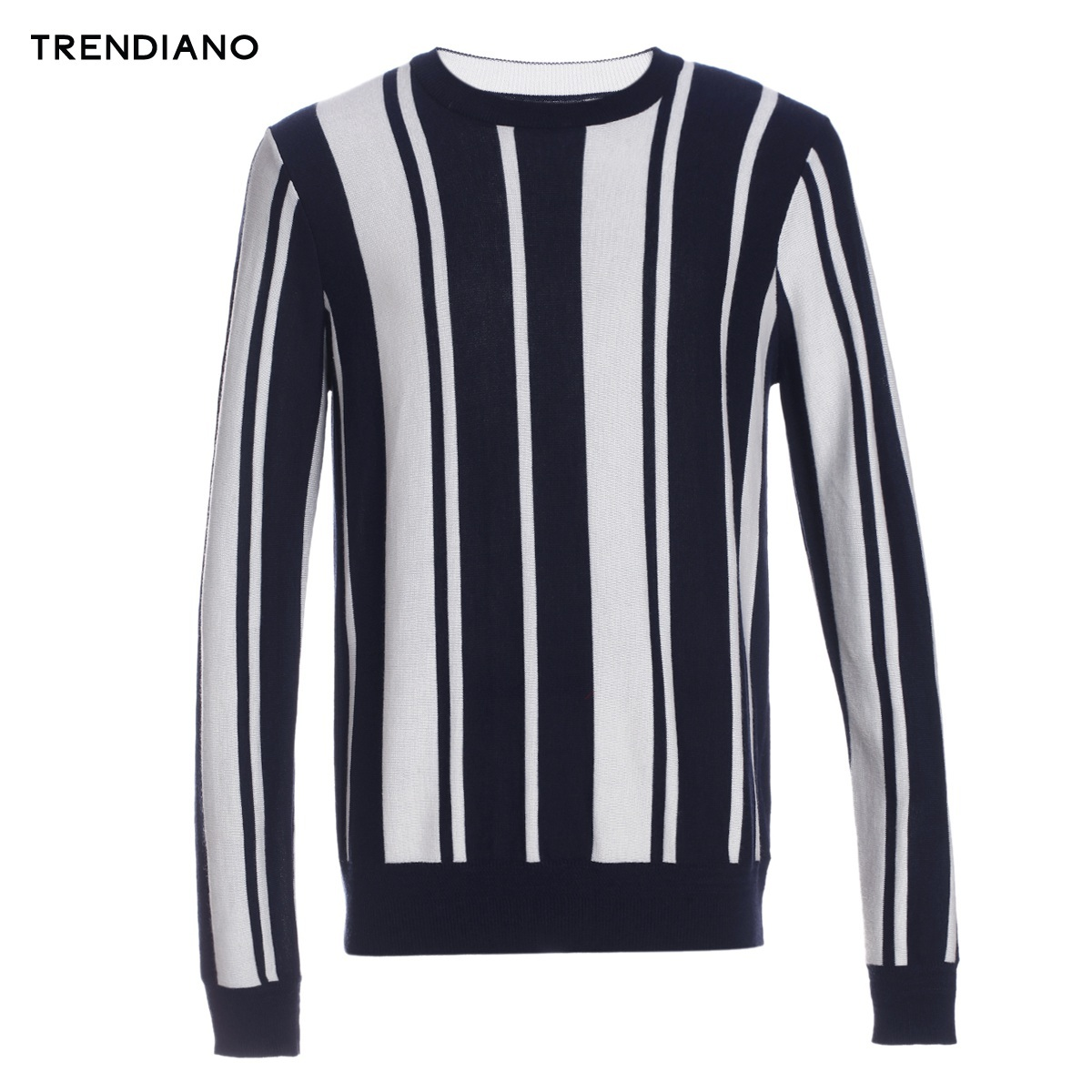 TRENDIANO 3HE3031720 竖条纹针织衫 144元