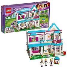 中亚Prime会员:乐高(LEGO) 好朋友系列 41314 斯蒂芬妮的房子 399元