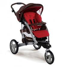 Graco 葛莱 大三轮系列 婴儿推车 6T91CRDN 红色 秒杀价¥1399包邮