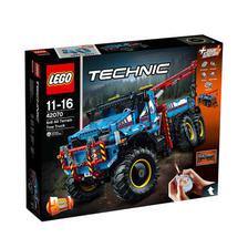 乐高(LEGO) 2017科技系列 42070 6X6全时驱动牵引卡车 ¥1499