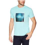两色可选!Calvin Klein 男士短袖T恤 $13.73(到手约¥143)'