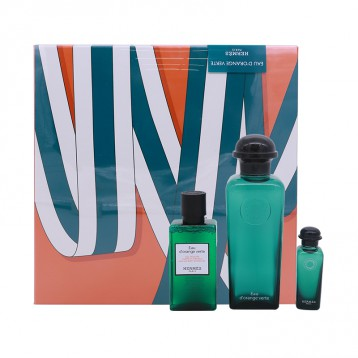 HERMÈS 爱马仕 橙绿中性古龙水3件套装 *2件 870.75元(需用券,合435.38元/件)