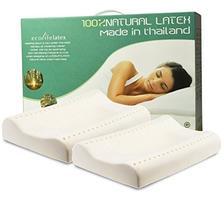 Ecolifelatex 伊可莱 PT3M+PT3S 平滑高款+平滑低款 乳胶枕 519.2元