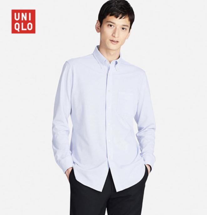 UNIQLO优衣库 舒适衬衫 男装 ¥99