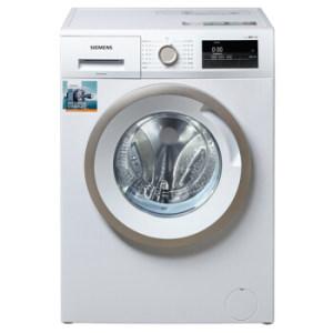 SIEMENS 西门子 XQG70-WM10N0600W 滚筒洗衣机 7KG 1999元包邮