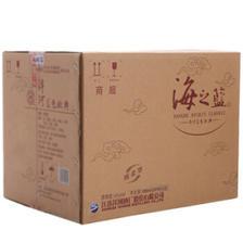 洋河蓝色经典 海之蓝 52度 整箱装白酒 240ml*12瓶 口感绵柔浓香型 549元