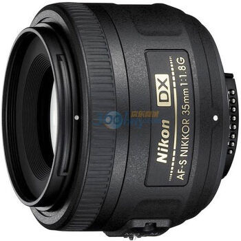 限PLUS:Nikon 尼康 NIKKON 尼克尔 AF-S DX 35mm f/1.8G 单反镜头 包邮(999-60)939元